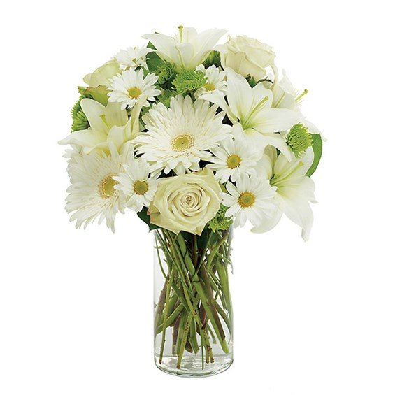 Peaceful Wishes flower bouquet (BF170-11KM)